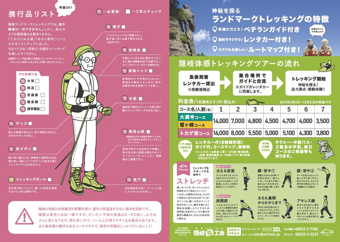 トレッキングガイドブック(1)